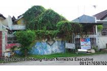 Rumah Dijual hitung tanah Nirwana Executive blok CC (131b)