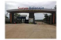 Gudang Gandeng siap huni, lokasi Komplek pergudangan bagus, Surya Balaraja
