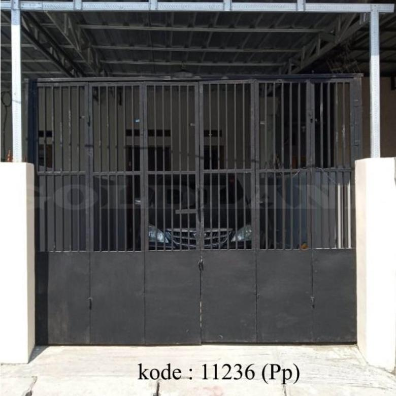 KODE :11236(Pp) Rumah Tangerang, Luas 3,8x22 Meter