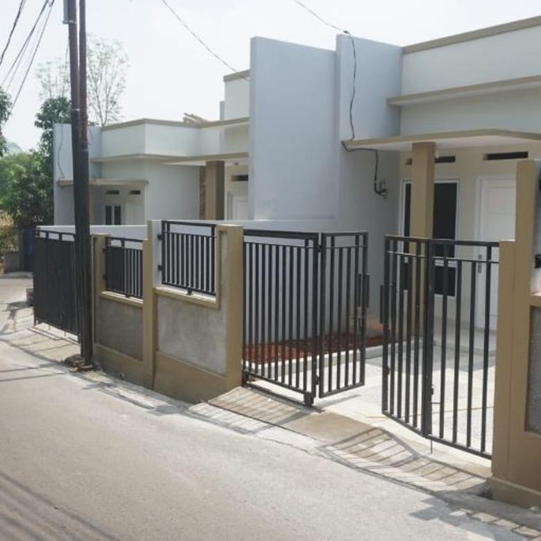 Dijual rumah baru siap huni cash kpr jakarta timur Dp Murah