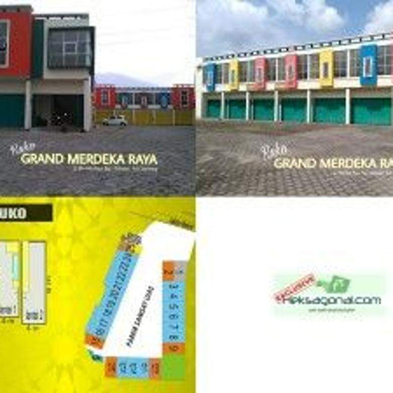 Ruko Dijual GRAND MERDEKA RAYA Semarang, hks4330