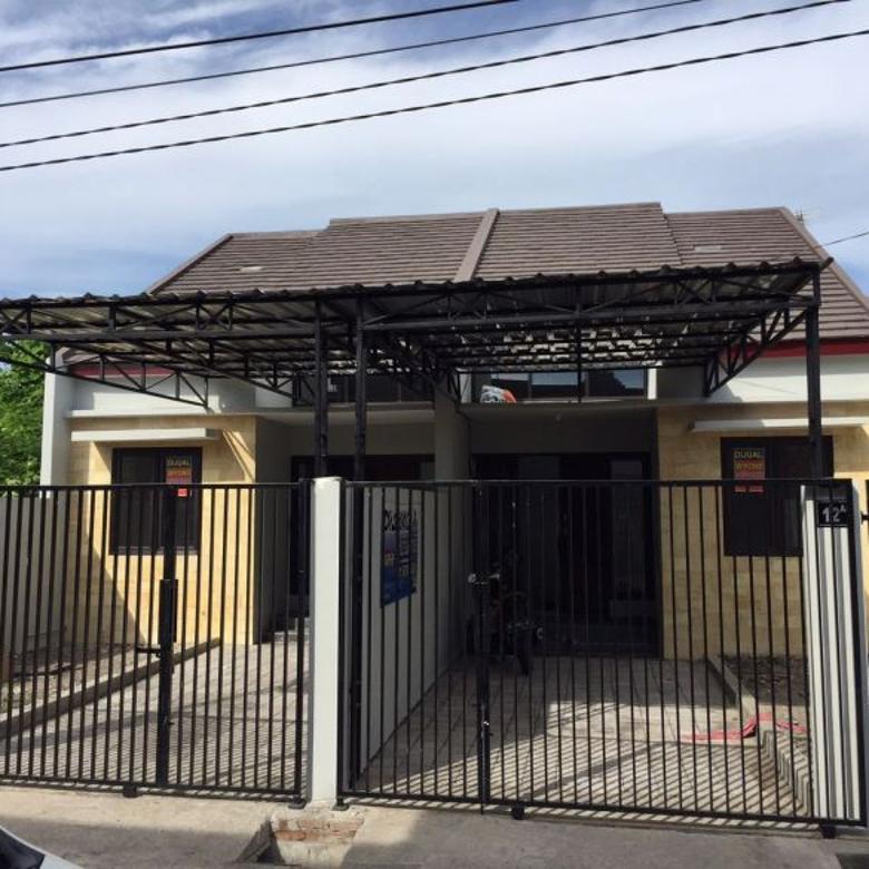 #A1258 Modern Tropica House At Tambak wedi Baru 1FLOOR SHM