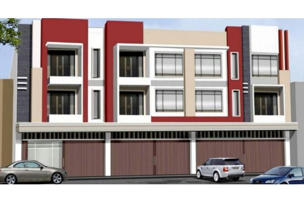 Ruko gandeng kota baru 2 Pintu Jl.prof.m.yamin 17846579