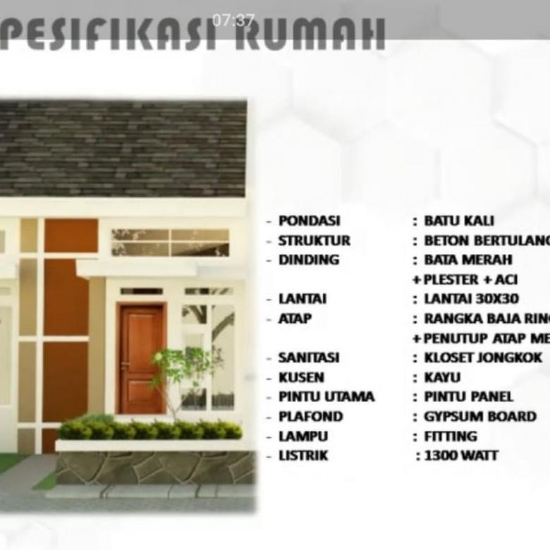 Dijual Rumah Nyaman di Arjasari Eco Living Bandung