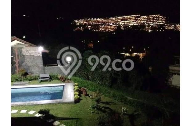 villa besar di cisarua puncak ada kolam renang 20368017