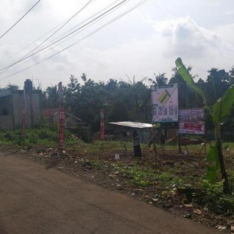 Kavling Tanah Murah, di Cilodong, Depok, Dekat GDC, Bebas Banjir