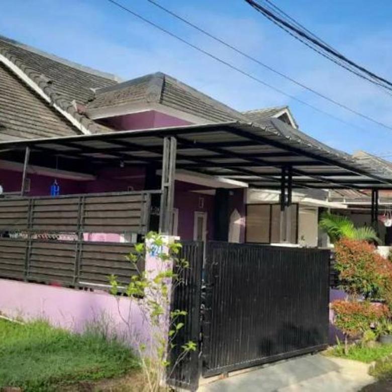 Rumah murah lt84/60 hrg 495jt cipaganti regency soekarno hatta