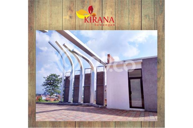 Kirana Town House DP 10 Jt, Dapat Bonus Umroh* 14371388