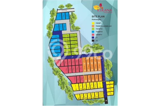 Kirana Town House DP 10 Jt, Dapat Bonus Umroh* 14371398
