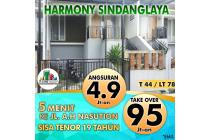 take over harmony sindanglaya rumah nuansa alam