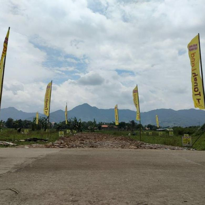 Kavling Siap Bangun di Buah Batu Village Tanahland
