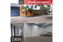 Gudang Daan Mogot, Tangerang, 42x38m, 2 Lt, HGB