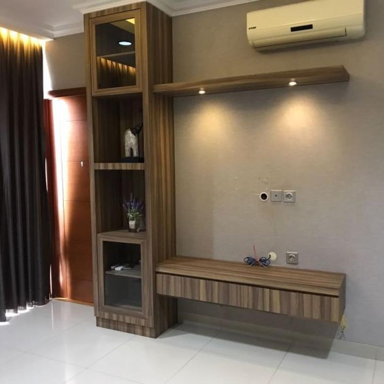Dijual Apartemen Ancol Mansion, Full Furnished, Lantai Rendah