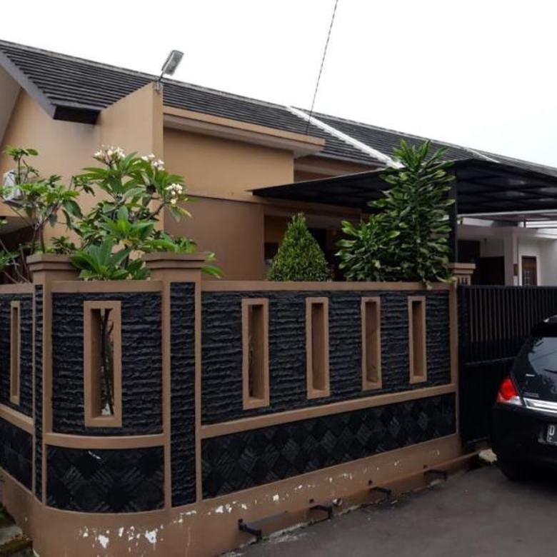 Rumah Siap Huni Di kawasan berkembang Cipamokolan Bandung