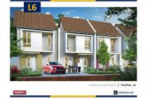 Rumah Harga Murah bisa KPR lokasi Strategis  Gading Serpong Tangerang