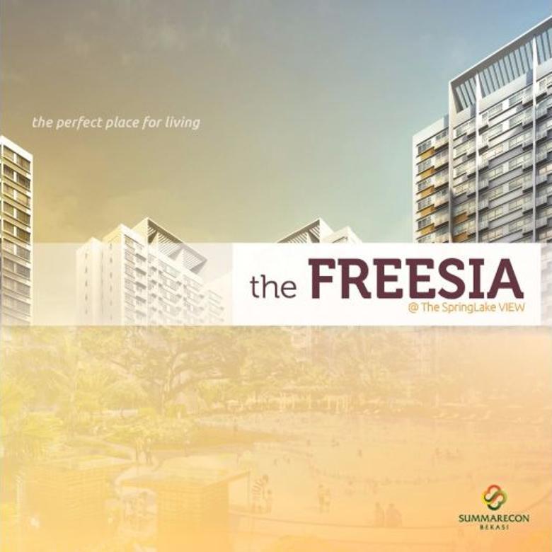 Dipasarkan! the FREESIA @ The Springlake View ,Summarecon Bekasi-Bekasi