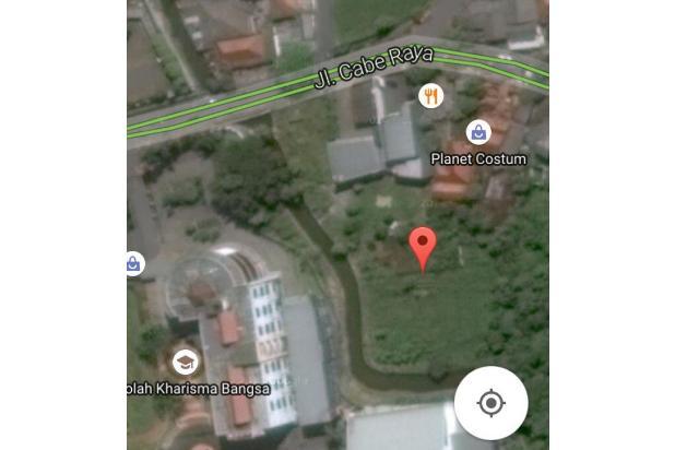 Dijual CEPAT Tanah SHM di Pondok Cabe Raya 4252786