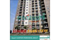 Apartemen Sunter Parkview, lantai 18, Sunter, Jakarta Utara