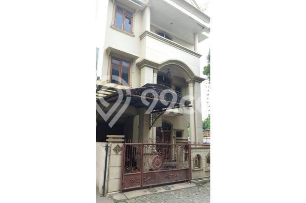 Dijual Rumah Villa Kompleks Menara Mas Siap Huni 10481972