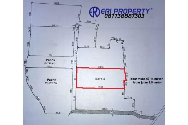 Rp38,1mily Tanah Dijual
