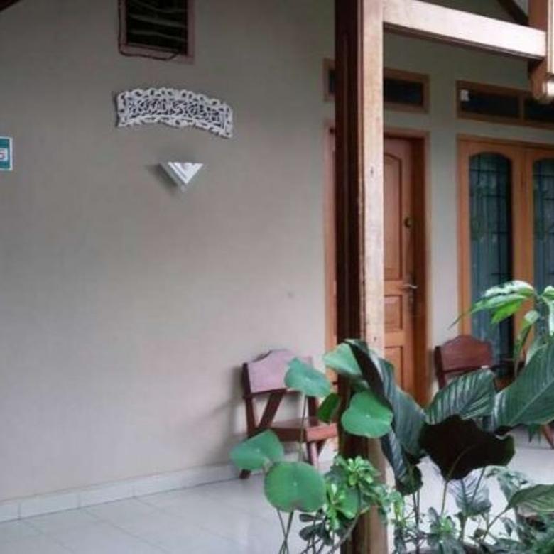 Jual rugi rumah tipe 126/104 komplek taman cimanggu, bogor