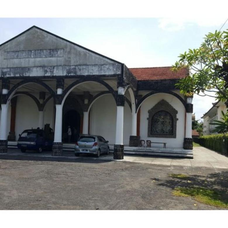 Dijual Gedung di Bali Denpasar dkt by pass Ngurah Rai Sanur,Gatot subroto