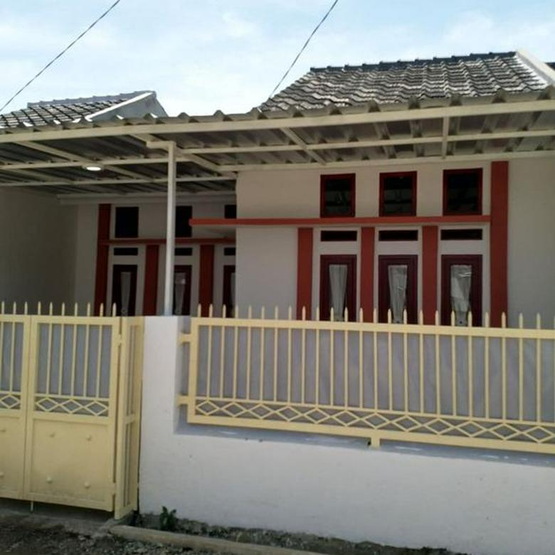 Rumah kualitas bangunan prima, di Permata Sompok Asri Katapang Bandung | E 5.06.1-01