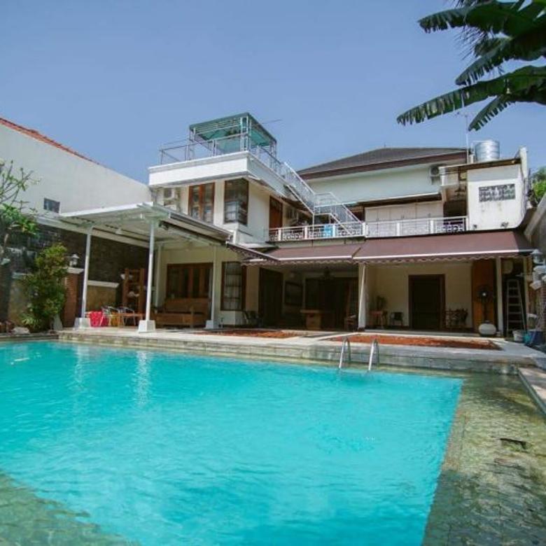 Rumah Cantik Dijual di Jln. Gaharu Cipete Jakarta Selatan