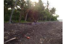 Dijual tanah di Bali Tianyar timur Loss Pantai, Luas 100 Are, Murah, SHM
