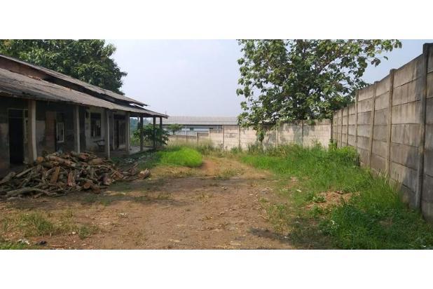 Rp450trily Tanah Dijual