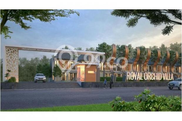 Perumahan Syariah Konsep Villa di Cimahi ROYAL ORCHID VILLA 12300224