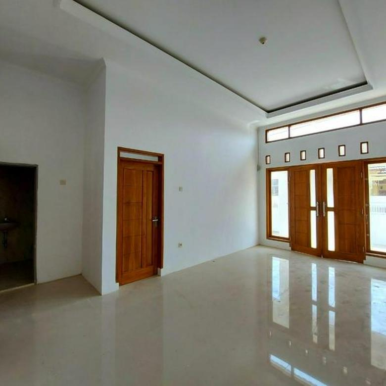 Rumah asri dan minimalis (syariah) 100% bebas banjir