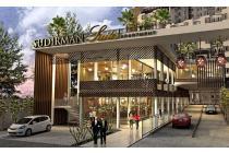 Apartemen Sudirman Suites, siap huni. furnish lengkap - Sudirman