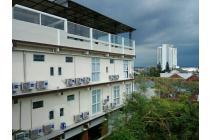 jual apartemen 6 lantai di pusat kota malang kawasan kampus ternama