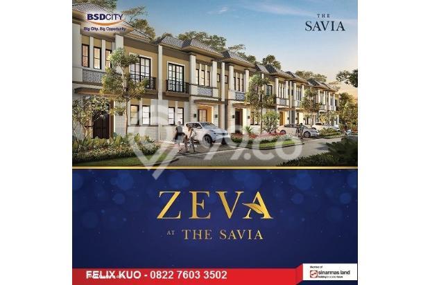 Cluster Zeva Rumah Murah Lokasi Strategis di kawasan Savia BSD City 17934933