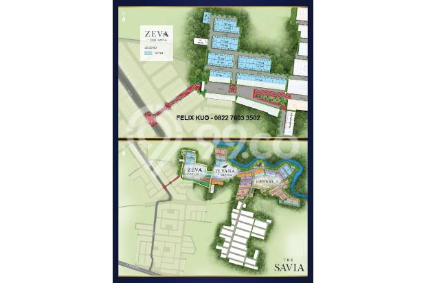 Cluster Zeva Rumah Murah Lokasi Strategis di kawasan Savia BSD City 17934937