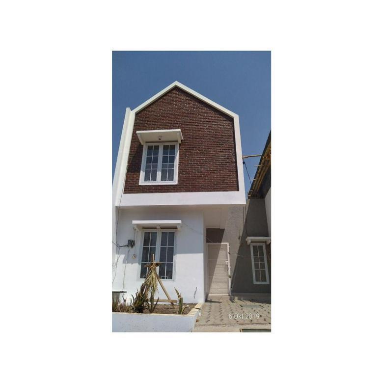 Rumah 2LT Ala Eropa Scandinavian DP 0% di Padalarang Cilame Ngamprah