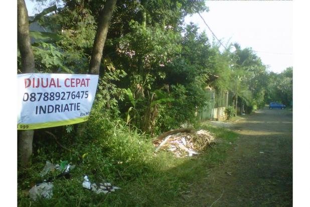 Tanah di kelapa hijau cinere 7608784