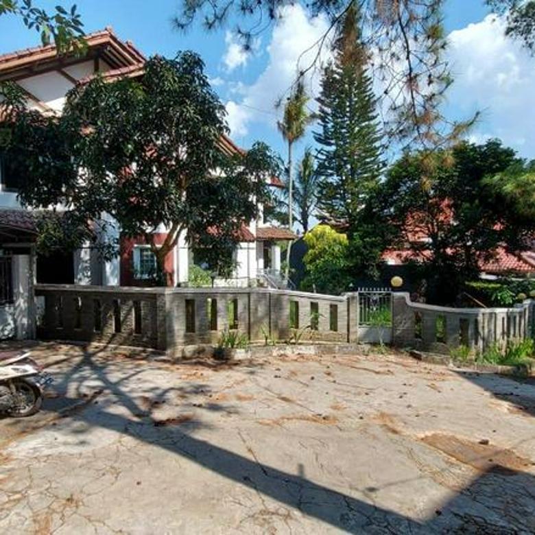 Rumah Luas Siap Huni di Gegerkalong Tonggoh Bandung Utara