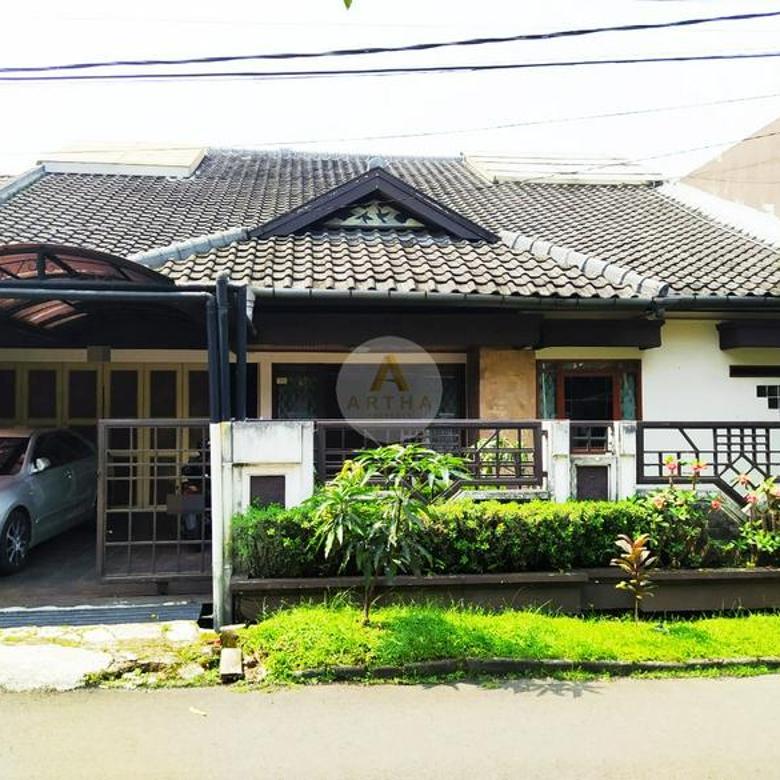 Rumah Besar dan Bebas Banjir di Pasir Salam Regol Bandung