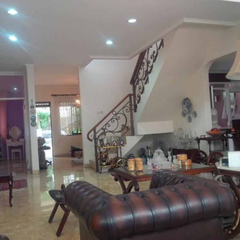 Dijual Cepat Rumah Tanjung Barat Indah , Jagakarsa , Jakarta selatan