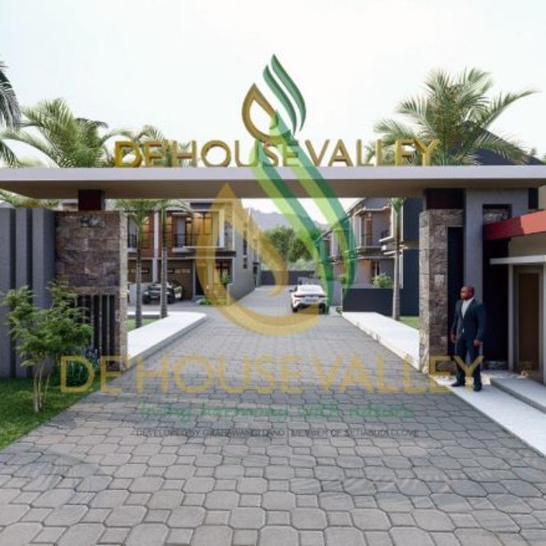 Di Jual Rumah De'house Valley Cidahu di Bandung barat