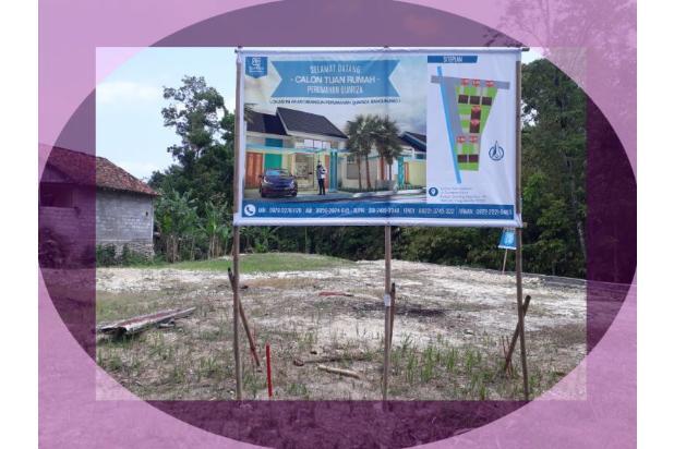 Rumah Baru Dalam Perumahan Quariza Tipe 40 Minimalis di Bangunjiwo 14317218