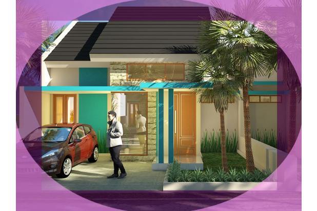 Rumah Baru Dalam Perumahan Quariza Tipe 40 Minimalis di Bangunjiwo 14317221