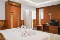 Hotel berlokasi strategis daerah Kerobokan