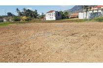 Tanah Matang sudah Di Urug siap Bangun di Jatinangor