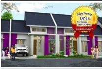 de Lavender town house Cilodong tanpa DP langsung bisa akad