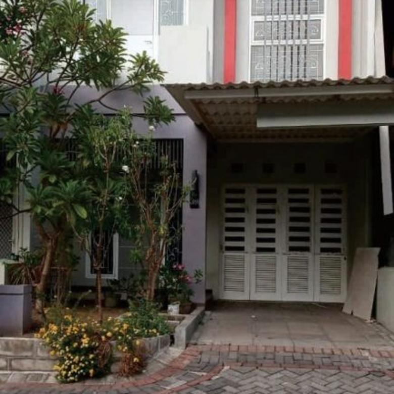 Rumah 2 Lantai Minimalis Terawat di Sukolilo Mulia Surabaya