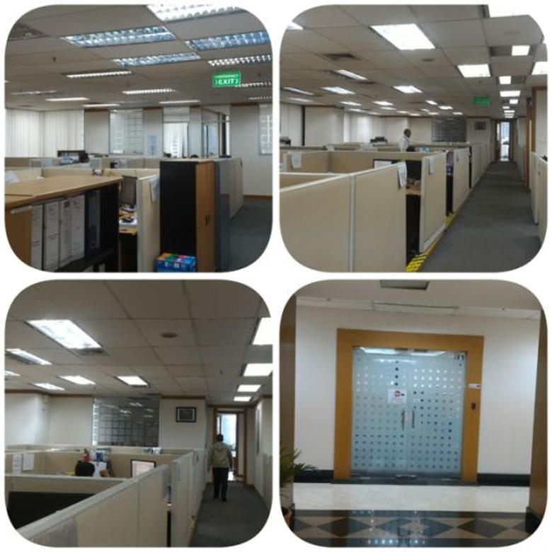 SPACE OFFICE MENARA BATAVIA, SUDIRMAN, JAKARTA PUSAT