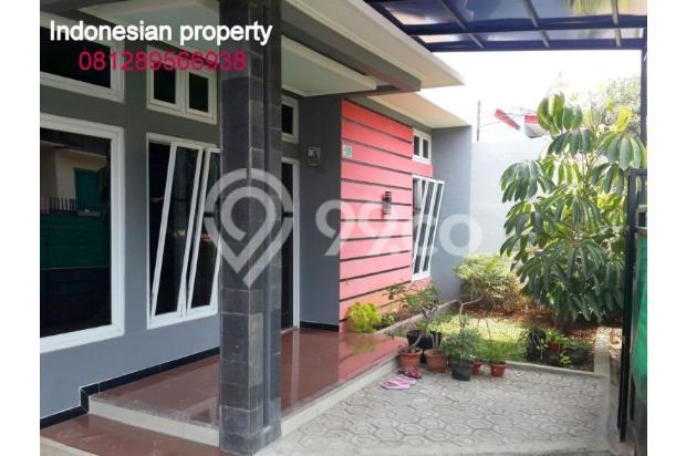 Dijual Rumah di Jalan Bintara Jaya, Rumah Dijual di Masnaga Bintara Jaya 16579232